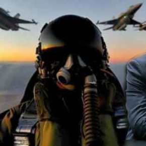 «Πόλεμος» F-16 στο Αιγαίο – Ο Καμπάς στο στόχαστρο τωνΤούρκων