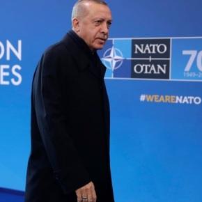 Παραλήρημα Ερντογάν για την Ελλάδα την Κύπρο και τηΓαλλία