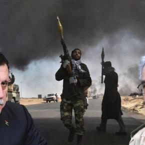 Διεθνοποιείται ο εμφύλιος στηΛιβύη