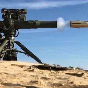 Αντιαρματικούς πυραύλους TOW 2B Aero RF προμηθεύεται ο ΕλληνικόςΣτρατός
