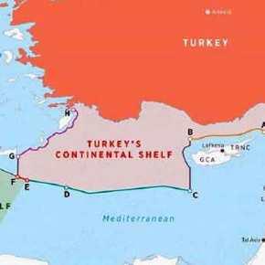 EKTAKTO – Κλιμακώνει η Άγκυρα: Κατέθεσε στον ΟΗΕ τις συντεταγμένες της συμφωνίας με τηνΤρίπολη