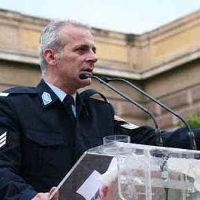 Μήνυση κατά της Κασιμάτη για το «Μπάτσοι – γουρούνια – δολοφόνοι» καταθέτει ο πρόεδρος τηςΠΟΑΣΥ