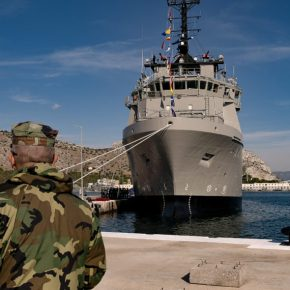 «ΑΤΛΑΣ Ι»: Αυτό είναι το νέο «διαμάντι» του Πολεμικού Ναυτικού[pics]