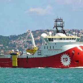 Προκαλεί ξανά η Τουρκία – Νέος χάρτης «κυριαρχίας» στηΜεσόγειο