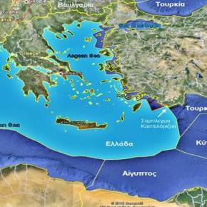 Η Ελλάδα ανακηρύσσει ΑΟΖ με Αίγυπτο & Ιταλία: «Πέφτουν» υπογραφές τις επόμενες ημέρες – Στο «καναβάτσο» ηΆγκυρα
