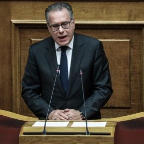 Κουμουτσάκος: «Έτοιμη για όλα τα σενάρια η Ελλάδα»Μηνύματα αποφασιστικότητας έστειλε στην Τουρκία, ο αναπληρωτής υπουργός Προστασίας του Πολίτη, αρμόδιο για τη μεταναστευτική πολιτική, ΓιώργοςΚουμουτσάκος.