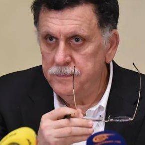 Προκλητικός ο Φαγιέζ αλ Σαράτζ: «Πιστεύουν οι Έλληνες ότι είμαστε τόσο αδύναμοι; – Δεν θα δεχτούμε καμίαπίεση»