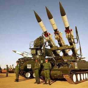 Προσομοίωση επιχειρήσεων στη Λιβύη από γαλλικάαεροσκάφη