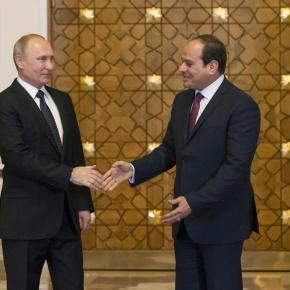 Κίνηση-ματ Σίσι: Αγοράζει Ρωσικά μαχητικά & ζητάει επίσημη στήριξη Χαφτάρ από Πούτιν- Ανησυχία στηνΆγκυρα