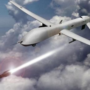 Μαχητικό F-16 καταρρίπτει drone: Μια σκηνή που έπρεπε ήδη να είχε συμβεί στο Αιγαίο(βίντεο)