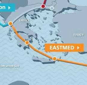 Αγκυρα: «Δεν θα επιτρέψουμε να κατασκευαστεί ο EastMed – Ας πάει η Ελλάδα στον ΟΗΕ – Δεν μαςενδιαφέρει»