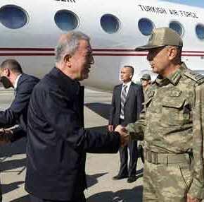 Με ανακοίνωση του το τουρκικό ΥΠΕΞ απειλεί την Κύπρο επειδή οι Αμερικάνοι τους έκοψαν τα F-35 και ετοιμάζονται να δώσουν ΟΠΛΑ στους Έλληνες της Μεγαλονήσου…!!!
