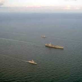 Άσκηση Τουρκικού ΠΝ με το «USS Harry Truman» στην Α. Μεσόγειο: Έβγαλαν αμέσως τον στόλο τους οιΑιγύπτιοι