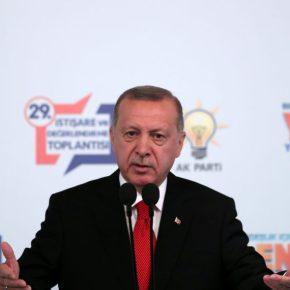 Ερντογάν: Στέλνει στον ΟΗΕ τη συμφωνία – Τι καταλάβατε με την απέλαση του Λίβυου πρέσβη;