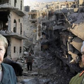 Σφήνα η Γερμανία στο ζήτημα τηςΛιβύης