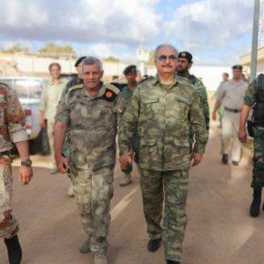 Ο Χαφτάρ περικύκλωσε την Τρίπολη – Παραδοχή ήττας του GNA: «Έχουμε πρόβλημα» – Στέλνει & άλλα όπλα οΕρντογάν
