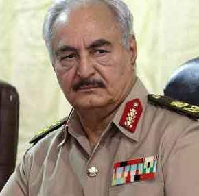 Χ.Χάφταρ: «Θα απελευθερώσουμε την Τρίπολη & θα καταστρέψουμε το τουρκικόόνειρο»