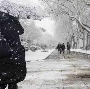 Εκτακτο: Έκλεισε η εθνική οδός Αθηνών–Λαμίας λόγω τουχιονιά