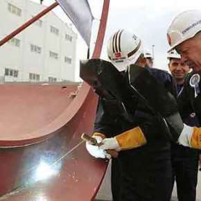 Ρ. Τ. Ερντογάν: Ναυπήγηση έξι υποβρυχίων από το 2022 έως το2027