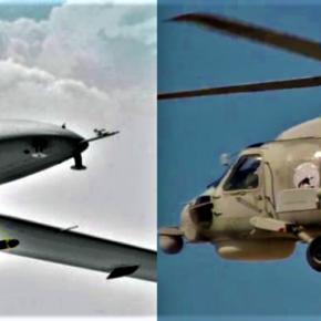 Τουρκικά drone Vs ελικοπτέρου S-70 Seahawk του ΠΝ στα ανοικτά της… Θεσσαλίας! – Η πρώτη «αερομαχία» της νέαςεποχής