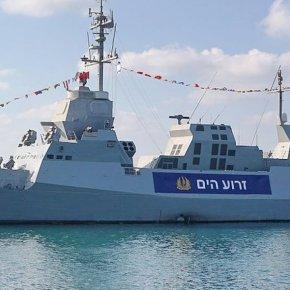 Ισραηλινό Ναυτικό: Αυτή είναι η πραγματική του ισχύς(βίντεο)