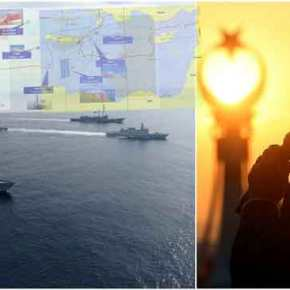 Με δύο βάσεις η Τουρκία περικυκλώνει την ΑνατολικήΜεσόγειο