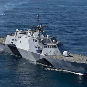 Φρεγάτες: Συμπαραγωγή ΗΠΑ – Ελλάδας συζητά το ΠολεμικόΝαυτικό