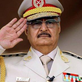 Η Αθήνα προσεγγίζει (επιτέλους) τον Χ.Χάφταρ: Καλεί τον πρόεδρο της λιβυκής Βουλής & στενό συνεργάτη τουστρατάρχη