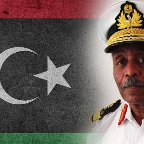 «Απασφάλισε» ο φιλέλληνας Α/ΓΕΝ του LNA – Φαράζ Αλ Μαχτάουι: «Έχω διαταγή να βουλιάξω τα τουρκικάπλοία»