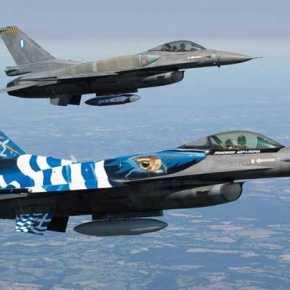 Υπεγράφη η συμφωνία με τη Lockheed Martin για την αναβάθμιση των F-16 -Τι περιλαμβάνει τοπρόγρραμμα