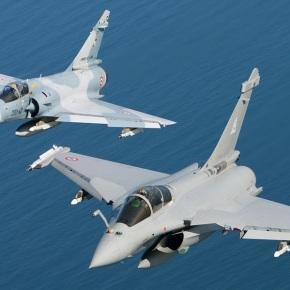 ThinkOutOfTheBox: Αντικατάσταση όλων των Mirage 2000EGM/BGM/5Mk2 με Rafale σε αναλογία2:1
