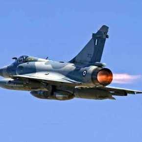 Πήρε γερό μάθημα η Άγκυρα: Μirage 2000-5 απομάκρυναν τουρκικόελικόπτερο