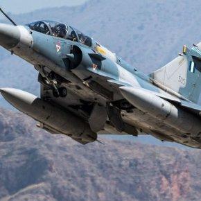 Όταν μια πτήση Mirage 2000 στο Αιγαίο γίνεταιείδηση