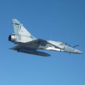 Ρόλος των Mirage 2000-5 Mk.2 στη στρατηγική κρούση σε ξηρά και σε θάλασσα, ασπίδα για τηνΚύπρο
