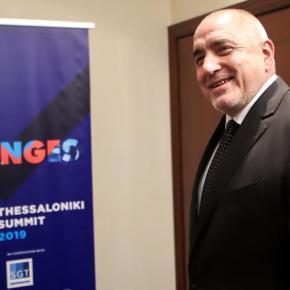 Μπορίσοφ: Ελληνες «βγάλτε τα πέρα» μόνοι σας με τηνΤουρκία