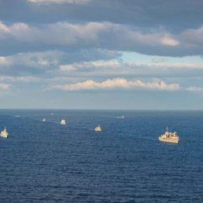 «ΝΗΡΗΙΣ 2019»: Το Πολεμικό Ναυτικό «έκλεψε» τις εντυπώσεις στην πολυεθνική άσκηση[pics]