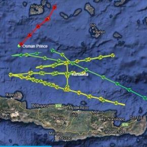 Τουρκικό εμπορικό πλοίο μια «ανάσα» από την Κρήτη: Κατευθύνεται προς Μισράτα μεταφέροντας όπλα! – Προέλαση Χαφτάρ στηνΤρίπολη