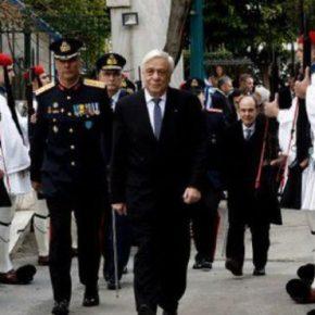 «Απασφάλισε» ο ΠτΔ Παυλόπουλος κατά της Άγκυρας για τη γενοκτονία τωνΠοντίων