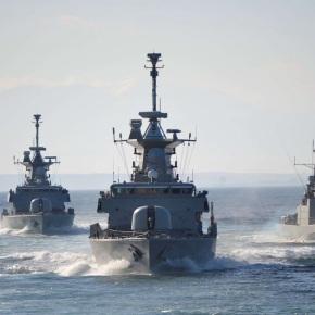 Η Ελληνική ναυτική ισχύς, παρά τα προβλήματα, φρένο στα επεκτατικά σχέδια τηςΆγκυρας: