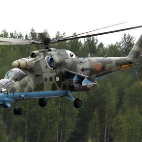 O Χαφτάρ παρέλαβε ρωσικά επιθετικά ελικόπτερα MI35 – Ρώσος σύμβουλος ζητάει τον αποκλεισμό της Τουρκίας στη ΝΑΜεσόγειο