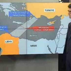 «Χρυσάφι» & «σφαίρες» νότια της Κρήτης – Τούρκος καθηγητής: «Τα αποθέματα φ/α αγγίζουν τα 3 τρισ.δολάρια»
