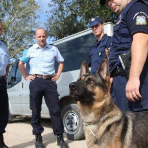 Ενισχύονται τα σύνορα: Πρόσληψη 1.200 συνοριοφυλάκων προωθεί το υπ. Προστασίας τουΠολίτη