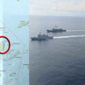 Τουρκικά πολεμικά πλοία πλέουν προς τηΝάξο!