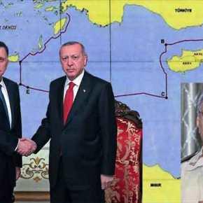 Τουρκία σε ΕΕ: Είστε αναρμόδιοι – Η Ελλάδα καταπατούσε την υφαλοκρηπίδα τηςΛιβύης