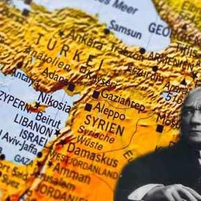 """Οι ρωσικές και κινεζικές φιλοδοξίες βρίσκουν διέξοδο στον """"εθνικό όρκο τηςΤουρκίας"""";"""