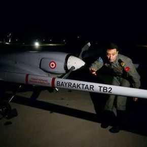 Οι Τούρκοι έστειλαν το πρώτο Bayraktar στην κατεχόμενη Κύπρο! Εμείς δεν στείλαμε F-16 γιαairshow!