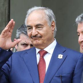 EKTAKTO: Έρχεται Ελλάδα ο Χαφτάρ – Αθήνα & LNA συντονίζονται ενόψει τουρκικής εισβολής στηΛιβύη!