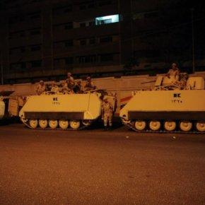 Έφτασαν τα πρώτα αιγυπτιακά T-72 και Μ113 για την επίθεση στην Τρίπολη: Στην διάθεση του «Εθνικού Στρατού τηςΛιβύης»