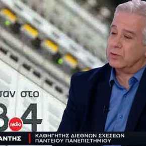 Κ. Υφαντής: Κρίσιμες οι στιγμές με τηνΤουρκία