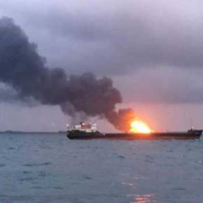 «Μαχητικά του LNA κατέστρεψαν τουρκικό πλοίο που μετέφερε όπλα»…!!! Γεμάτο αντιαεροπορικά λένε οι πληροφορίες…
